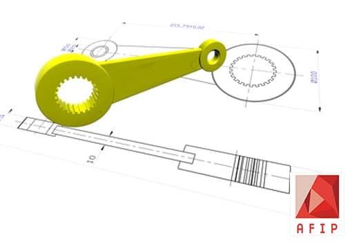 Formation dessin Industriel, CAO-DAO et CFAO