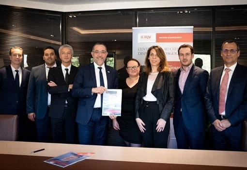 FPSG (Formation Prévention Sécurité Générale) et IDRAC Business School signent un partenariat innovant