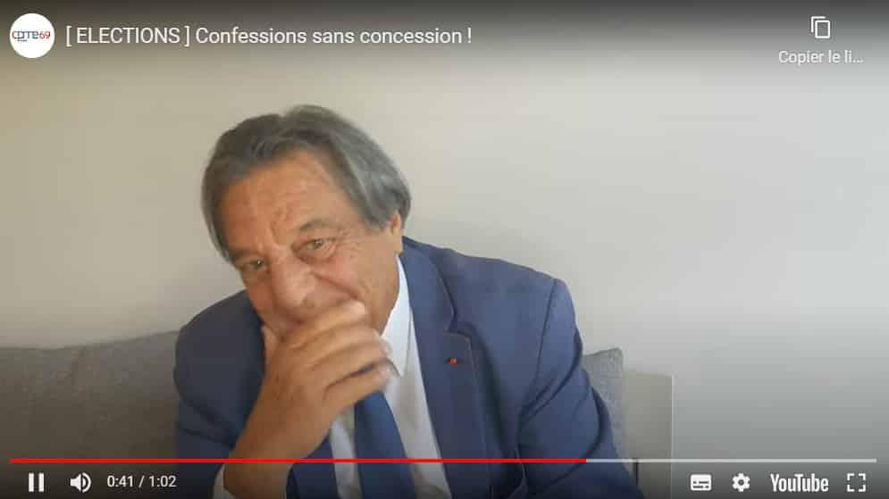 Le Président de la CPME du Rhône
