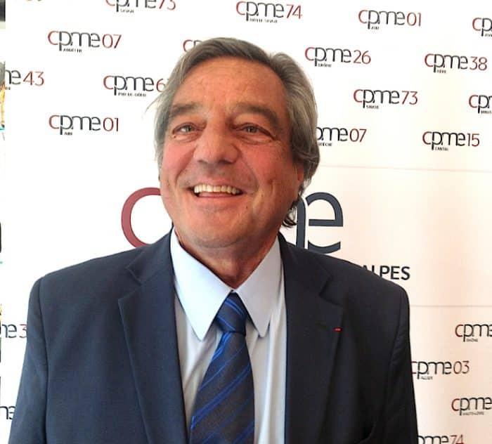 """François Turcas (CPME) et l'arrivée des Verts à Lyon et à la Métropole : """" Nous avons l'impression qu'il y a une porte qui s'entrouve…"""""""