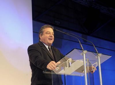 François Turcas réélu pour trois ans à la tête de la CGPME