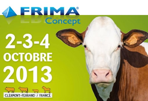 Frima Concept est au sommet de l'élevage de Clermont-Ferrand