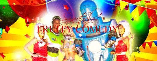Fruity Comedy - comédie musicale pour enfants Voulez-Vous Grand Lyon