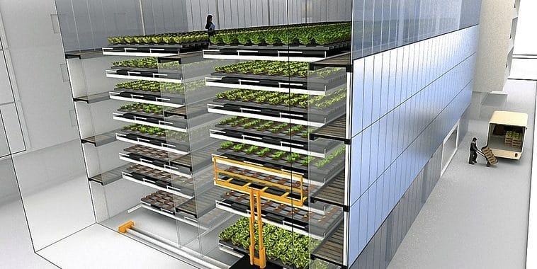 Le promoteur lyonnais Didier Caudard-Breille veut construire à Villeurbanne la plus grande ferme urbaine d'Europe