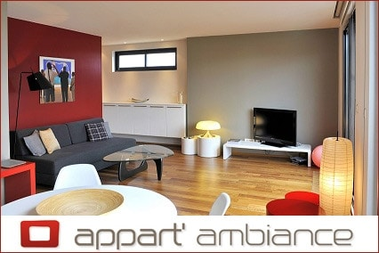 Furnished apartments with services to rent in the heart of Lyon