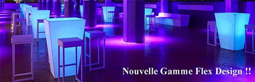 La Gamme Flex mobilier design Lyon-Déco
