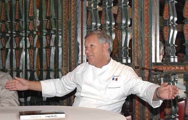 Gastronomie : Georges Blanc ouvre un restaurant dans la Presqu'île lyonnaise