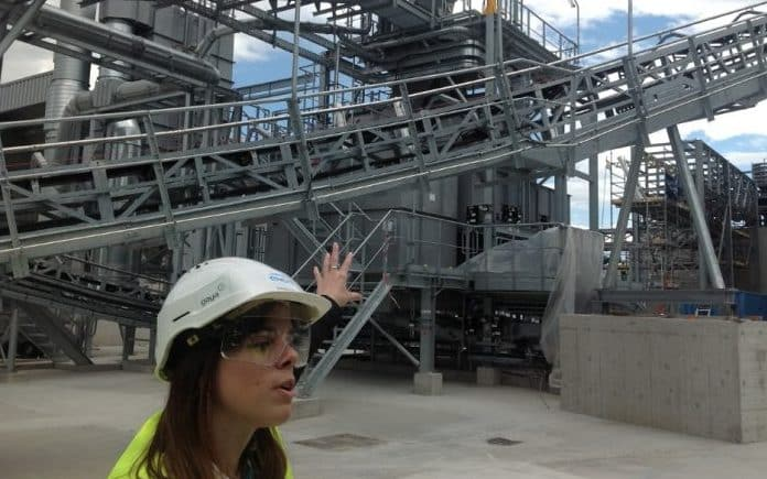 Avec la plateforme Gaya : Engie réussit une première mondiale de production de gaz renouvelable à Saint-Fons