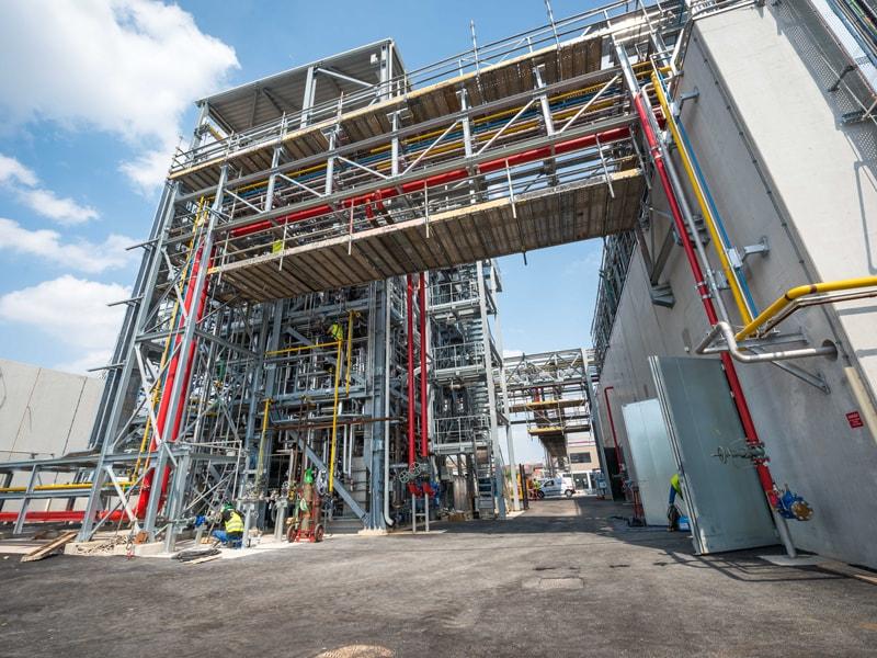 Dans le cadre d'une consommation en baisse, GRT Gaz vise, grâce au biogaz, la suppression de toute importation d'ici 2030