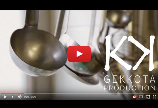 GEKKOTA PROD : le moyen pour le restaurant de donner envie !