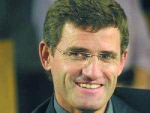 Le tennisman/entrepreneur lyonnais Gilles Moretton, vise la présidence de la Fédération Française de Tennis