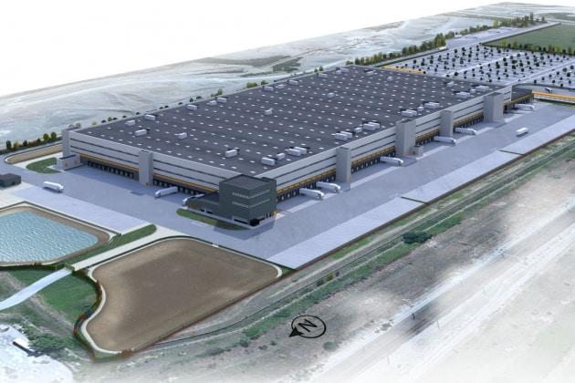 Le tribunal administratif donne finalement son feu vert à la construction du méga-entrepôt d'Amazon à St Ex