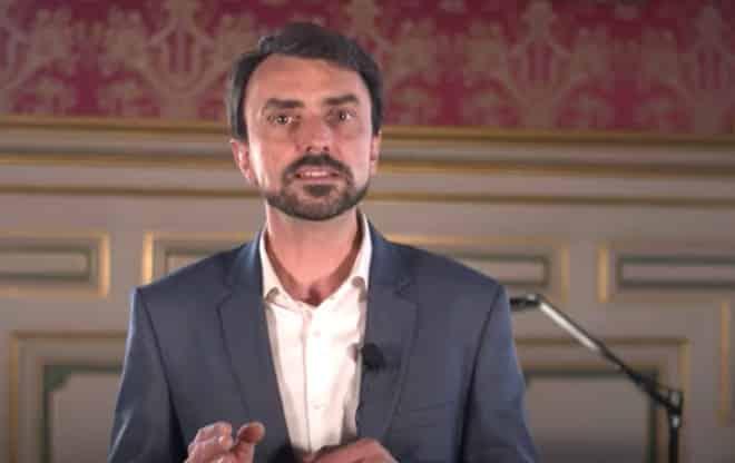 Grégory Doucet, maire de Lyon, élu président du conseil de surveillance des HCL en plein rebond de l'épidémie