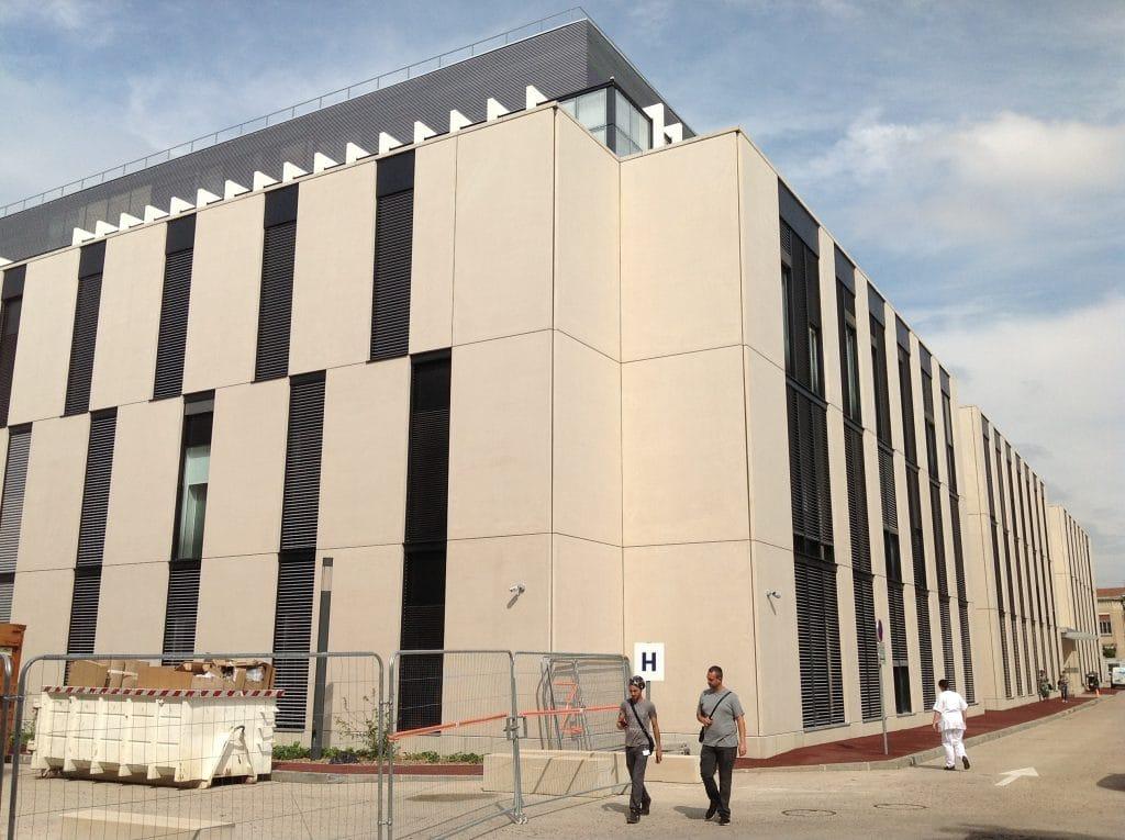 «H»: un nouveau pavillon XXL à 120 millions d'euros à l'hôpital Edouard Herriot