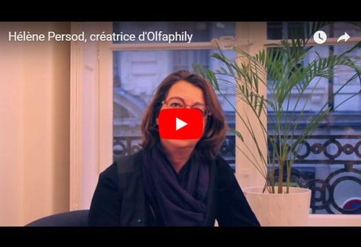 Hélène Persod, créatrice d'Olfaphily partage son expérience olfactive