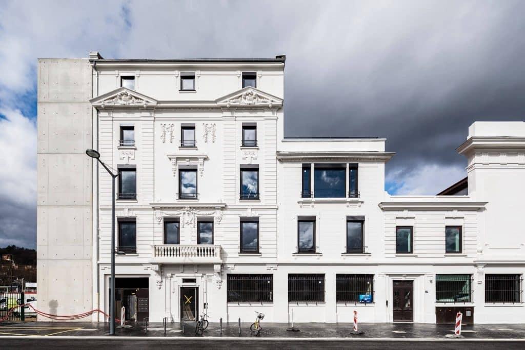 """Hôtel 71, le """"creative hub"""" qui accompagne les entreprises culturelles de demain a été inauguré"""