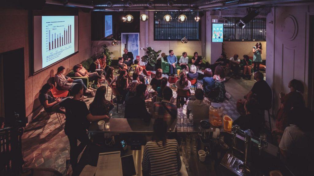 L'Hôtel 71 inauguré et son bar