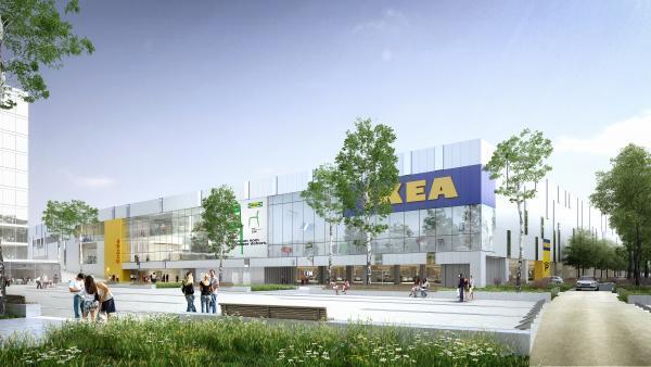 Le nouvel Ikea de Vénissieux sera inauguré le 10 septembre… en présence de l'ambassadrice de Suède