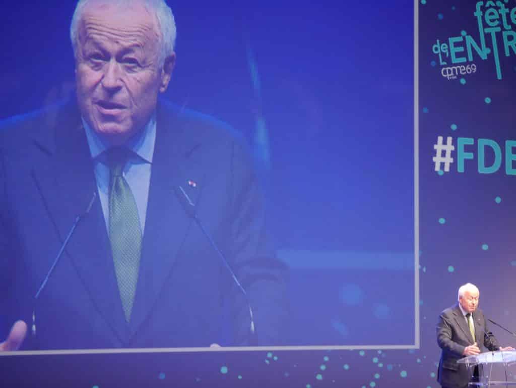 """L'utopie devient réalité : le projet d'Alain Mérieux de """"place de marché du social""""  à Lyon affiche ses premières réussites"""