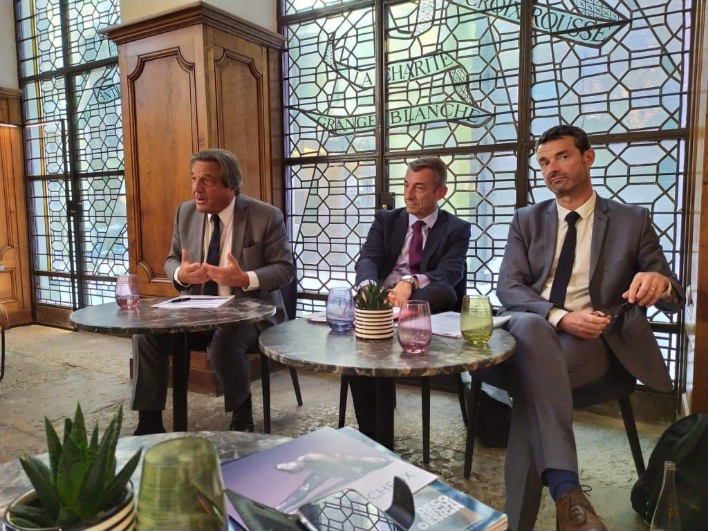 François Turcas, président de la CPME, évoque la situation de l'entreprise