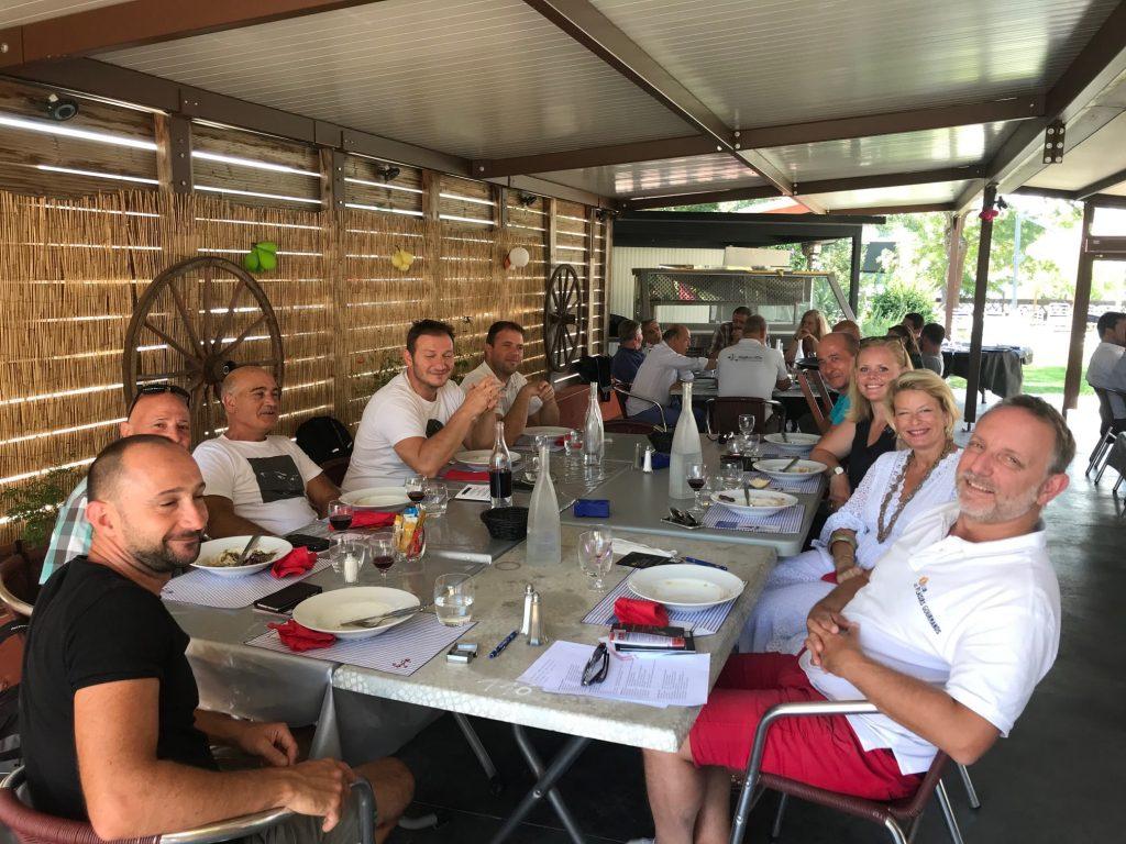 Retour sur le 23ème Déjeuner du Club & Pétanque au restaurant La Petite Rive [Club Les Plaisirs Gourmands]