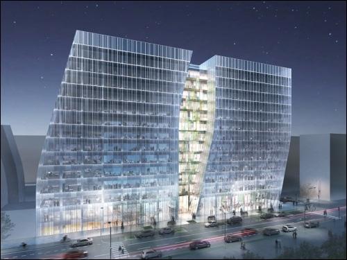 Immobilier d'entreprises: arrivée annoncée de neuf projets représentant 84 500 m² en 2018…
