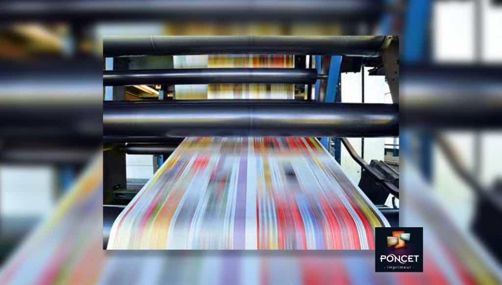 A la découverte de l'Imprimerie PONCET : portrait d'un professionnel de l'impression