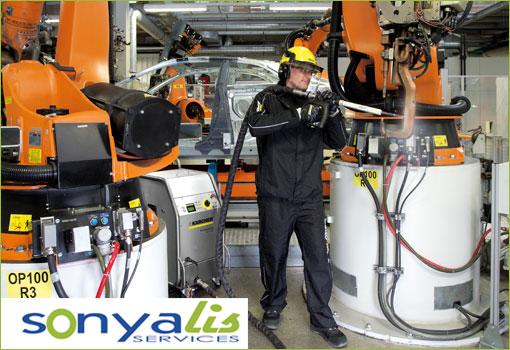 Industriels, avez-vous recours au nettoyage cryogénique ?