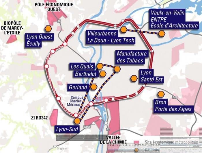 Lyon : des métros ou des autoroutes ?