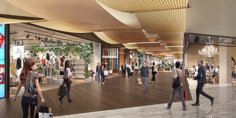 Une 1ère salve de 30 nouvelles boutiques a ouvert ses portes samedi au centre commercial de la Part-Dieu