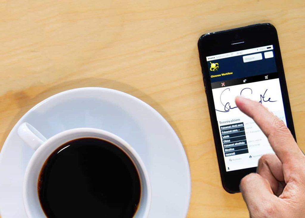 La signature électronique : un gain de temps assuré pour l'entreprise
