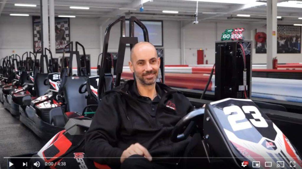 Sensations garanties chez K1 Speed Lyon, le karting idéal des entreprises [Interview]