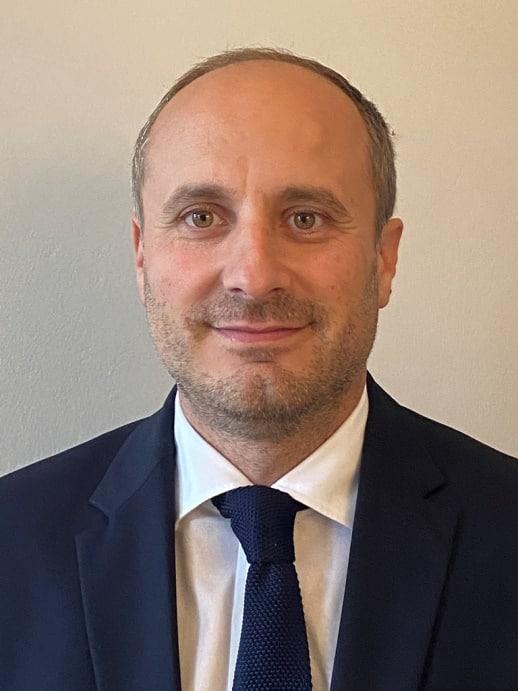 Jérôme Eicholz, nouveau directeur régional, basé à Lyon, du groupe immobilier breton Lamotte