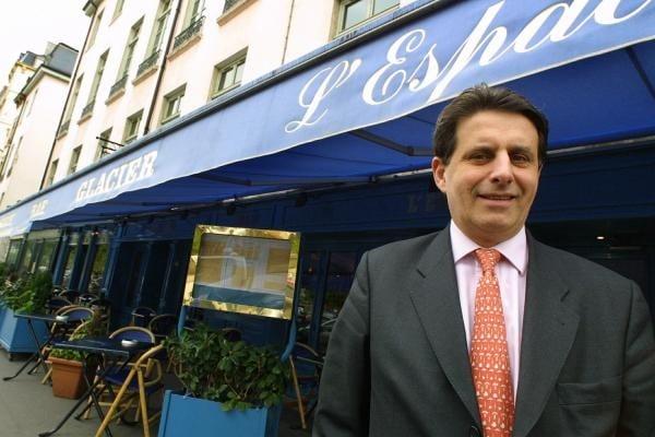 Jean-Paul Borgeot (La Tassée à Lyon) se prépare à ouvrir une brasserie à Saint-Etienne