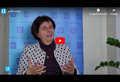 Joëlle ARSAC présente Complice, sa société de coaching de dirigeants