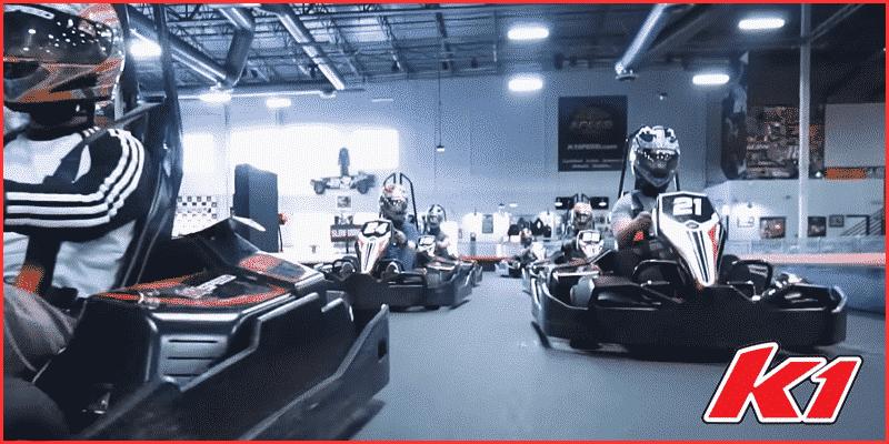 K1 Speed, LA piste de karting électrique indoor pour tous vos événements d'entreprises à Lyon