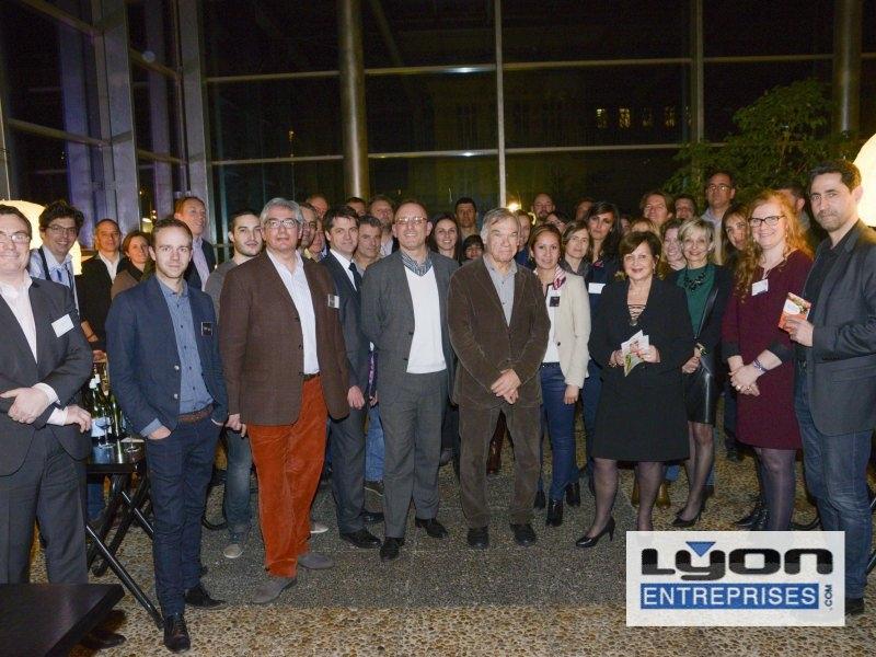 """La dernière soirée réseau d'affaires du Club Les Plaisir Gourmands a eu lieu le mardi 24 février 2015 au restaurant """"AOC Halles"""