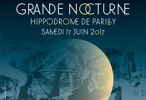 La Grande Nocturne de l'Hippodrome de Parilly, la passion du cheval partagée !