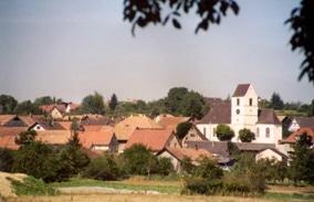 La mairie de Schlierbach, en Alsace, élimine grâce à la GED novaxel toutes les éditions de papiers qui n'étaient utiles que le temps d'une réunion