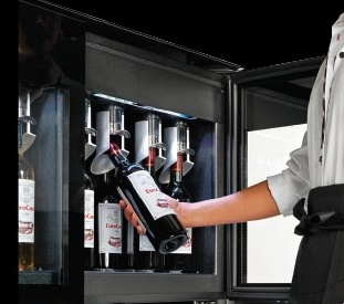 La PME villeurbannaise EuroCave surfe sur le service des vins au verre dans les restaurants