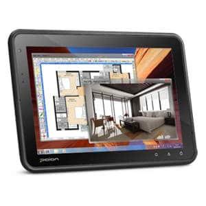 La tablette PC Durcie BP80 de Pidion disponible chez Acces Diffusion !