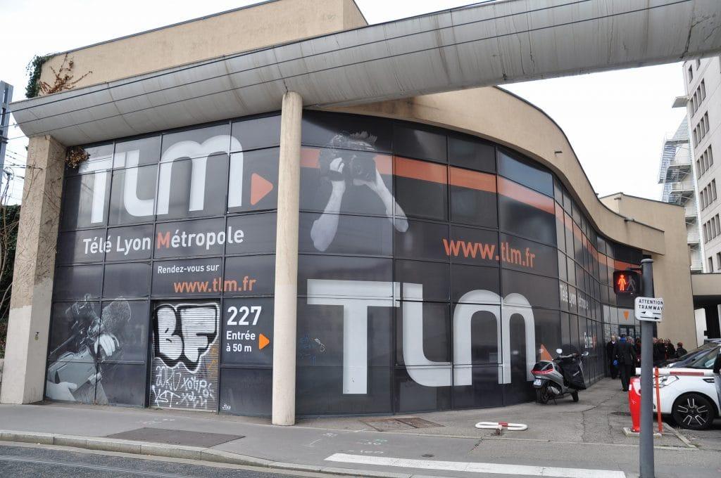 La télévision locale lyonnaise TLM devient officiellement BFM Lyon