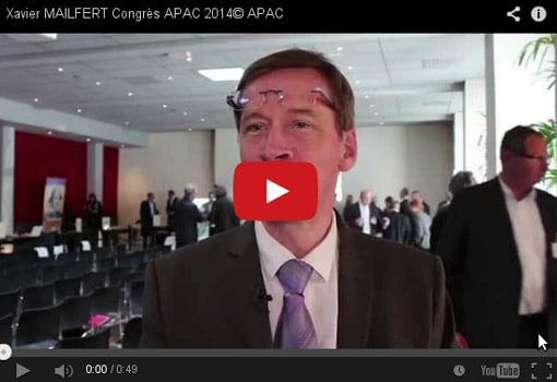 L'APAC récompense Prodium au congrès 2014