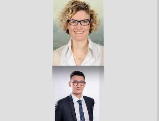Julie André et  Karim Lasri : nomination de deux directeurs-associés au bureau de Lyon d'EY