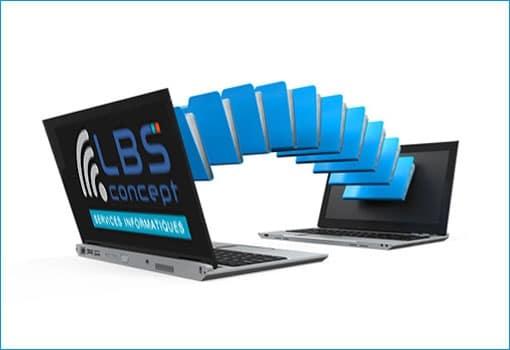 LBS Concept, l'offre de sauvegarde externalisée des données informatiques