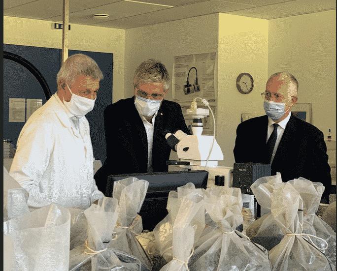 Le Groupe cimentier isérois Vicat annonce la relocalisation de son siège social de La Défense, à …l'Isle d'Abeau
