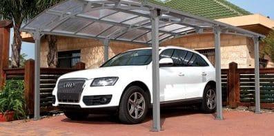 Le Carport, un parking voiture pour protéger des intempéries