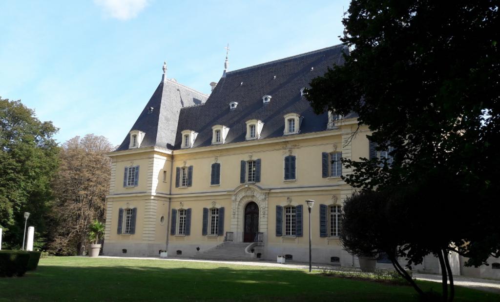 Le château de la Rajat à Saint-Pierre-de-Chandieu veut devenir «le» nouveau pôle événementiel de l'est lyonnais