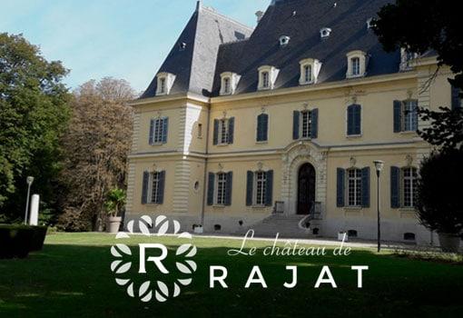 Le Château de Rajat se réveille – inauguration le 26 avril 2018 !