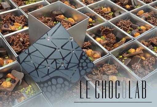 Le Chocolab, le labo chocolat de vos cadeaux d'affaires gourmands